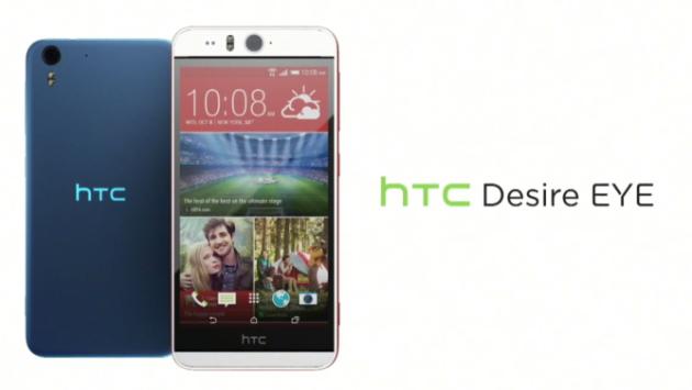 HTC Desire EYE: ecco un primo video hands-on e il prezzo