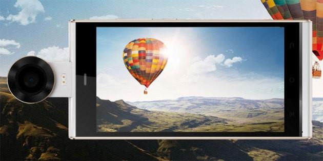 Doov Nike V1: smartphone con camera flip da 13 megapixel