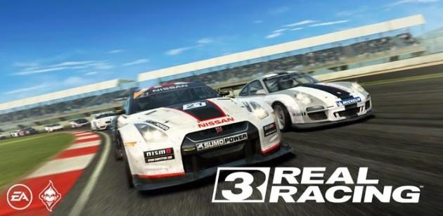 Real Racing 3 aggiunge nuove auto: Ferrari e Maserati