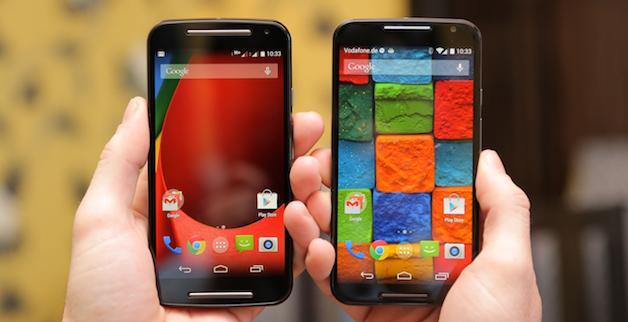 Motorola rilascia i sorgenti kernel della gamma Moto 2014