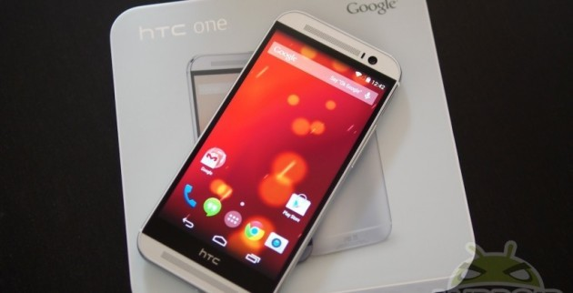 HTC: In arrivo Lollipop per One e One M8 Google Edition