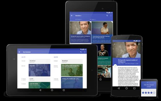 Google, il Material Design arriverà anche sul web