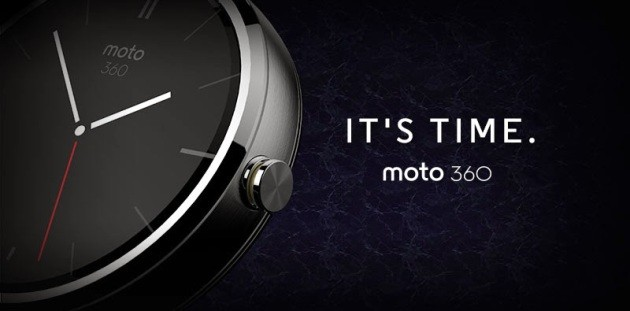 Moto 360: ecco l