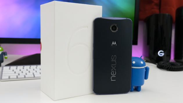 Google Nexus 6 disponibile su Amazon.es a 595 euro