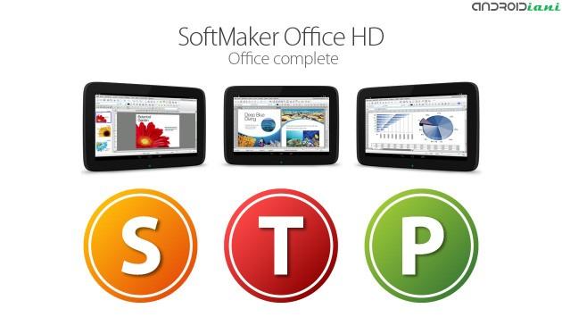 SoftMaker Office HD: testi, calcoli e presentazioni come su PC