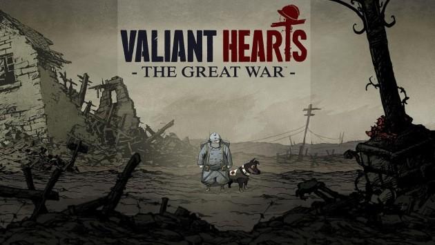 Valiant Hearts: The Great War da oggi è disponibile anche per Android